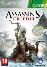 Assassin's Creed III -- Classics (Microsoft Xbox 360, 2013, DVD-Box)