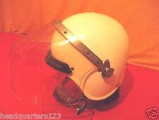 DDR MdI Volkspolizei VOPO Einsatzhelm Helm mit Visier (kein Stahlhelm) Größe: 2