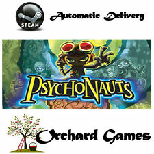 Psychonauts  PC MAC : (Steam/Digital ) Auto Delivery