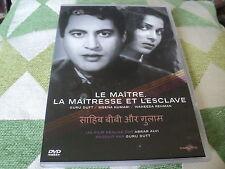 """DVD """"LE MAITRE, LA MAITRESSE ET L'ESCLAVE"""" film Hindou de Abrar ALVI"""