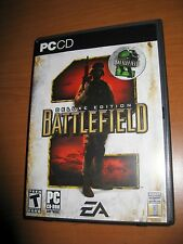 Battlefield 2: Deluxe Edition (5-Disc PC)Land, Sea,&AIRVehicles!ORG ART/BOOKLET
