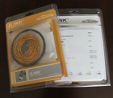 New Alligator I-Link cable set, 4mm, SHIFT GEAR- Gold color