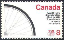 Canadá 1974 Deportes/Ciclismo/Bicicleta/Racing/transporte 1v (n26596)