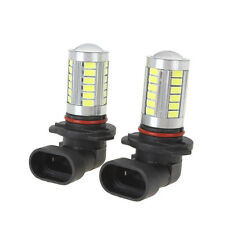 2x HID White HB4/9006 33SMD 5630 LED Car DRL Fog Driving HeadLight Daytime Lamp