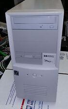 Retro HP Pentium 166MMX Tower PC - Windows 98 SE/DOS 80Mb RAM 40Gb HD, ISA Slots