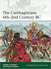 Osprey Elite 201: The Carthaginians 6th-2nd Century BC / NEU