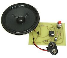 KitsUSA K-6382 MANUAL SIREN KIT Ages 13+
