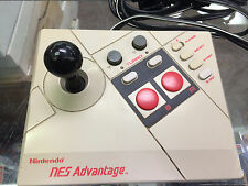 ^ Nintendo NES advantage Arcade Controller Model NES-026, Joystick, Retro Gaming