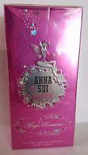 Secret Wish By Anna Sui 1.6oz/50ml Women's Eau De Toilette SEALED New In Box
