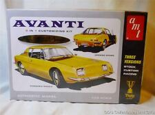 Avanti 1:25 Scale 3 in 1 Customizing Model Kit From Trophy Series by AMT
