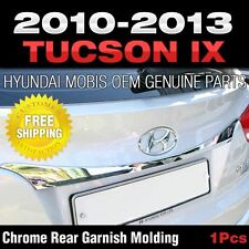 Mobis OEM Chrome Rear Point Garnish Molding For HYUNDAI 2010 - 2013 Tucson ix