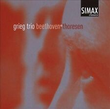 Beethoven: Piano Trio in B flat; Thoresen: The Descent of Luminous Waters Grieg