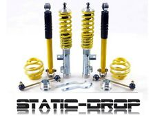 VW Golf Mk5 fk ak street COILOVER SUSPENSION KIT 1.9 TDI 1.6 FSI 1.4 FSI 50mm strut