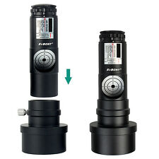 """Schwarz 7 Helle Stufe 1,25 """"Next Generation Laserkollimator Mit 2"""" Adapter +Spur"""