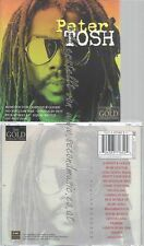 CD--PETER TOSH--THE GOLD COLLECTION