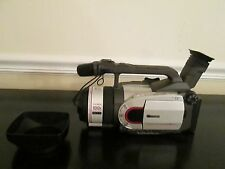 Canon DM-GL1A 3CCD Digital Video Camcorder GL1 NTSC -Works but AS IS