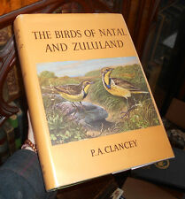 1964 Birds of Natal & Zululand / Ornithology South Africa / Avian Exploration