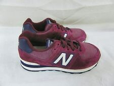 New! Toddlers  New Balance 574 Shoes Style KL574EIP Size 13 Maroon 7K