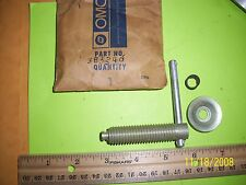 Johnson/Evinrude small outboard transom clamp assembly 383340 NOS #11 threads