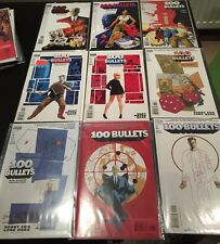 '100 Bullets' Issues #1-#40 (1st Editions) - (DC/Vertigo) - AWESOME Condition!