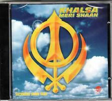 KHALSA MERI SHAAN - SATVINDER SINGH TAAN - BRAND NEW CD - FREE UK POST