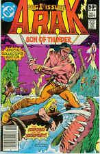 Arak, Son of Thunder # 1 (USA,1981)