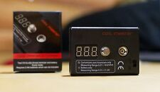 Authentic Coil Master Ohm Meter USA