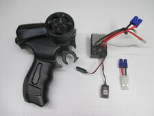 ECX 2.4Ghz Transmitter Receiver Radio System & Brushed ESC Combo For EC3 Tamiya