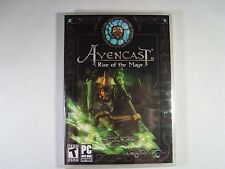 Avencast Rise of the Mage  PC RPG 2010 NEW - SEALED Windows XP Vista Windows 7