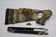 Thompson Center Encore Prohunter RH Thumbhole Camo HD Hardwoods RIFLE SET-New