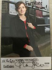 6x4 Hand Signed Photo Eastenders Stella Crawford - Sophie Thompson