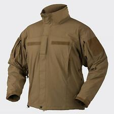HELIKON TEX SoftShell Jacke APCU Level V Advanced Outdoor Combat Coat coyote XL