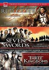 EONE TRIPLE FEATURE SET 19 (RED CLIFF: THEATRICAL CUT, (NEW DVD)