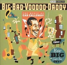 How Big Can You Get?: The Music of Cab Calloway, New Music