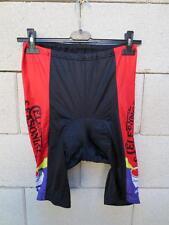 Cuissard cycliste CELESTIAL SEASONINGS vintage Giordana cycling short 4 L