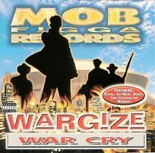 Wargize: War Cry  Audio Cassette