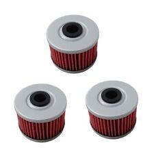 3 Oil Filter Filers MX XR200R XR250 XL350R XR400R XR500R KLX110 KLX  HF112 KN112