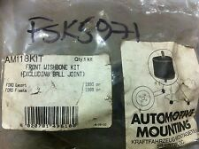 FORD ESCORT MK5 FRONT WISHBONE BUSHES FSK5971