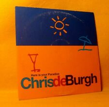 Cardsleeve single CD Chris de Burgh Here Is Your Paradise 2TR 1994 Pop