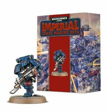 Imperial Space Marine 2016 Limited Edition Warhammer 40000 Space Marines 30th