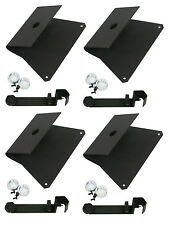 4 Stand Adapter Mounting Kit for Aviom A-16II MT-1 In-Ear Personal Mixer