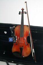 """Holger Krupke 4/4 """"Professional"""" Geige Violin Violino SET mit Bogen, Etui, ..."""