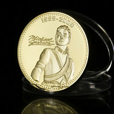 Michael Jackson Commemorative Coins