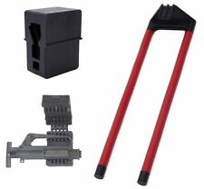 AR Handguard Rubber Costing Removal Tool High Profile Gunsmith Block Tool Red