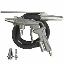 Sandblasting Sanding Loose Grit Air Sander Kit Sand Blasting Gun Sil140