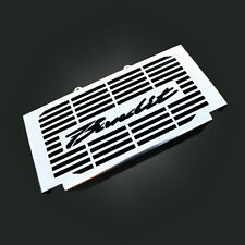 SUZUKI BANDIT GSF600/600S STAINLESS STEEL RADIATOR COVER GRILL