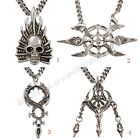 Cool NEW Final Fantasy X2 Pendant Metal Necklace Cosplay