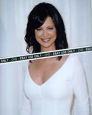 "CATHERINE BELL SEXY!! COLOR CANDID 8x10 PHOTO ""JAG"" ""ARMY WIVES"""