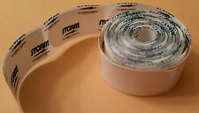 Storm 1 Inch White Bowling Texture Tape-100 Piece Roll-Brand New-Free Shipping