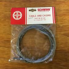 SCHWINN CABLE & CASING FOR 5 SPEED STINGRAYS & OTHERS NO. 20 - 243
